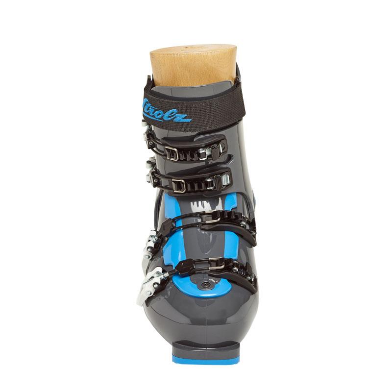 Strolz skischoen aangespast